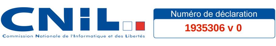 Déclaration CNIL