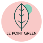 logo le point green